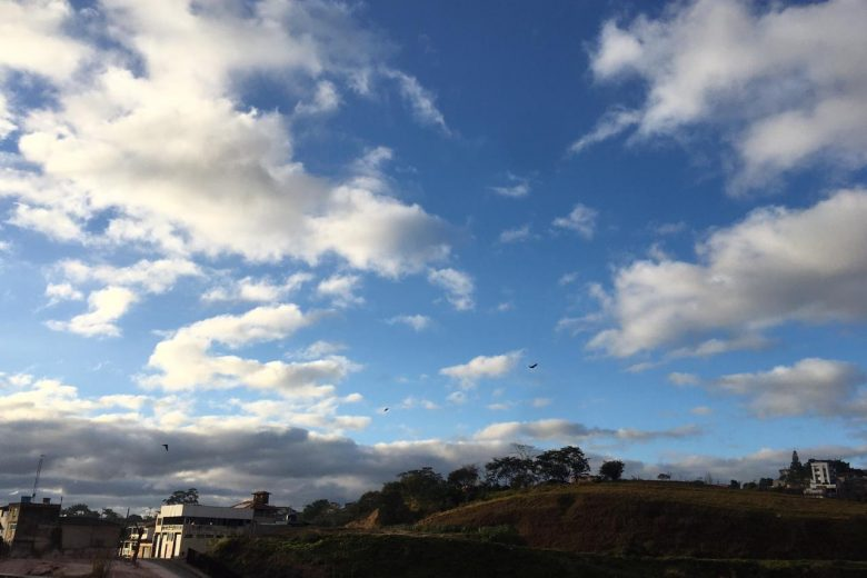 Confira a previsão do tempo em Itabira nesta sexta-feira (24)