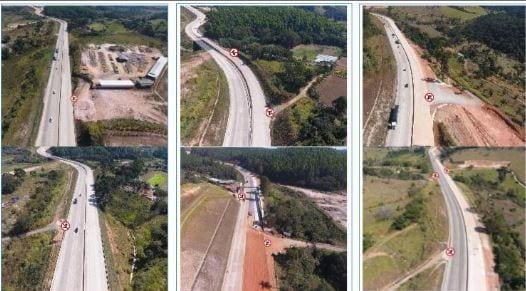 Ministro Tarcísio de Freitas inaugura pistas duplicadas da BR-381 em Nova União