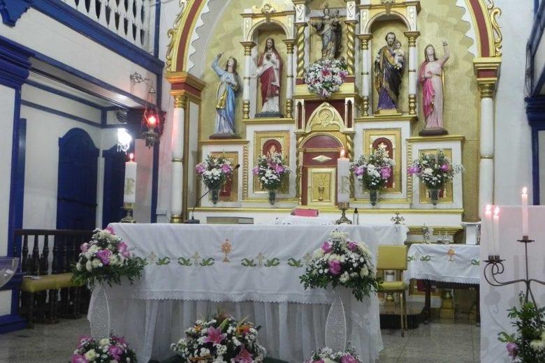 Paróquia Nossa Senhora da Saúde atualiza programação de atividades para fiéis