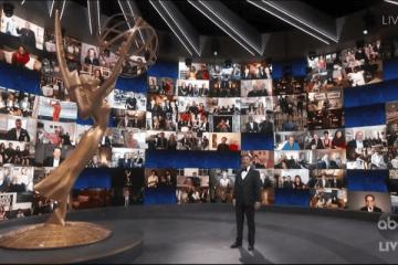 'Schitt's Creek' é uma das grandes vencedoras do Emmy 2020