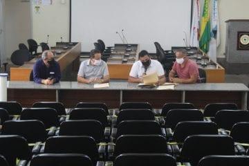 Reunião de comissões da Câmara de Itabira aprova projetos para votação