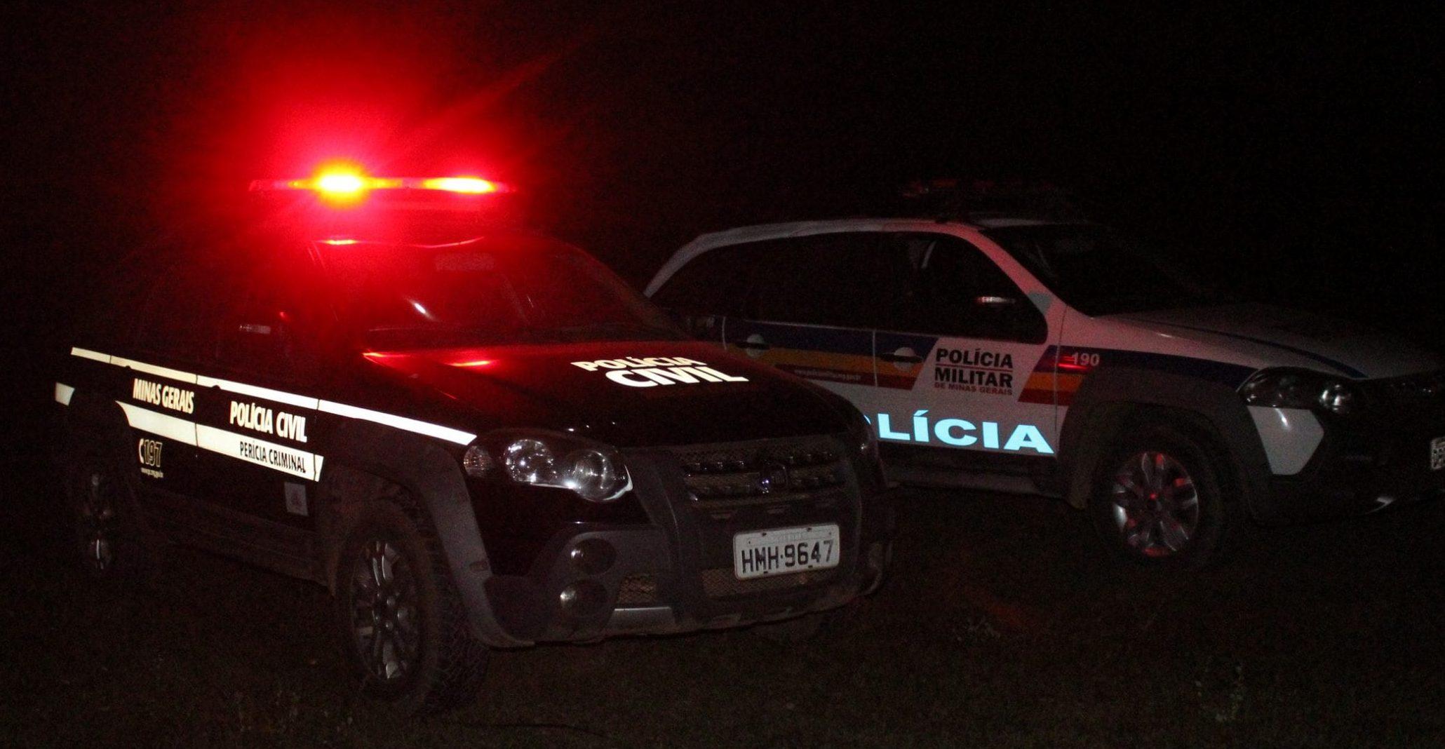 Homem morre e duas pessoas ficam feridas em briga de família em Nova Era