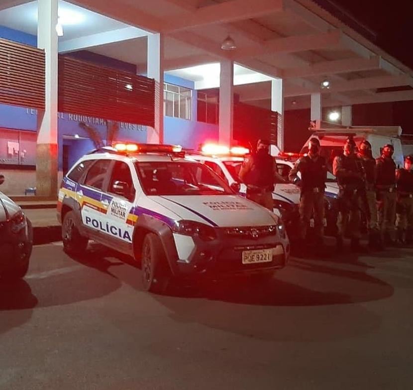 Suspeitos de cometer assalto em Barão de Cocais são detidos em Santa Bárbara
