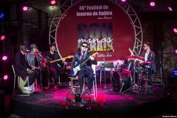 46º Festival de Inverno de Itabira alcança audiência de 15 mil pessoas