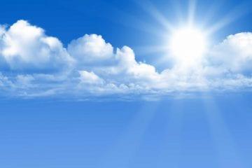 Confira a previsão do tempo neste sábado (19)