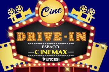 O homem invisível e Scooby-Doo são atrações no Espaço Cinemax Drive-In Itabira