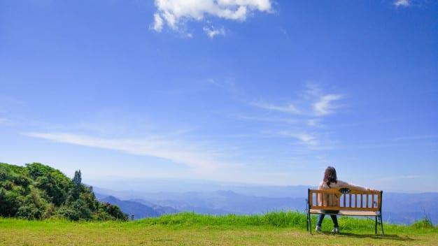 Solidão ou solitude?