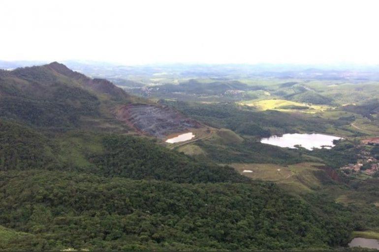 Vale aciona protocolo de emergência em diques de Catas Altas e Barão