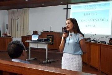 Prefeita de Guanhães é intimada pelo MPE por apresentar plano de governo de apenas uma página