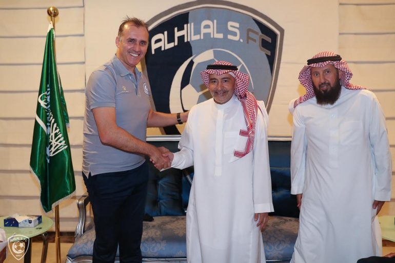 Itabirano Talmo Oliveira encara novo desafio no vôlei da Arábia Saudita