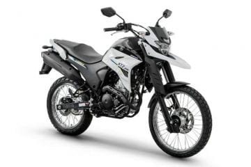 Moto Yamaha Lander 250 vende quase o dobro da Honda XRE 300 em setembro