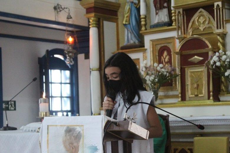 Com várias mudanças, missa das crianças volta a receber fiéis itabiranos