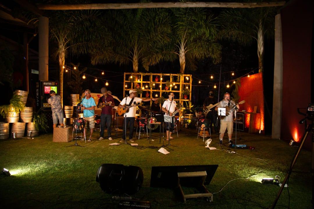 """Live Los Hervês """"19 anos de música e histórias""""; confira fotos"""