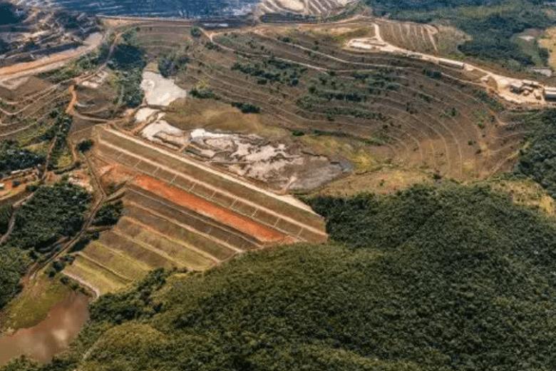 Alerta de perigo para barragens devido as fortes chuvas em Minas