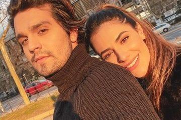 Jade Magalhães anuncia término com Luan Santana; cantor ainda não se pronunciou