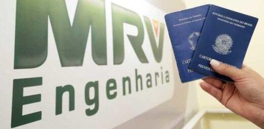 MRV oferta 595 novas vagas de emprego pelo Brasil