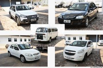 Tribunal de Justiça de Minas Gerais promove leilão de 50 veículos