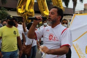 Marco Antônio é eleito prefeito de Itabira com 50,59% dos votos