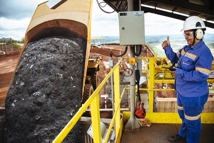 Anglo American é eleita uma das empresas do ano pela revista Brasil Mineral