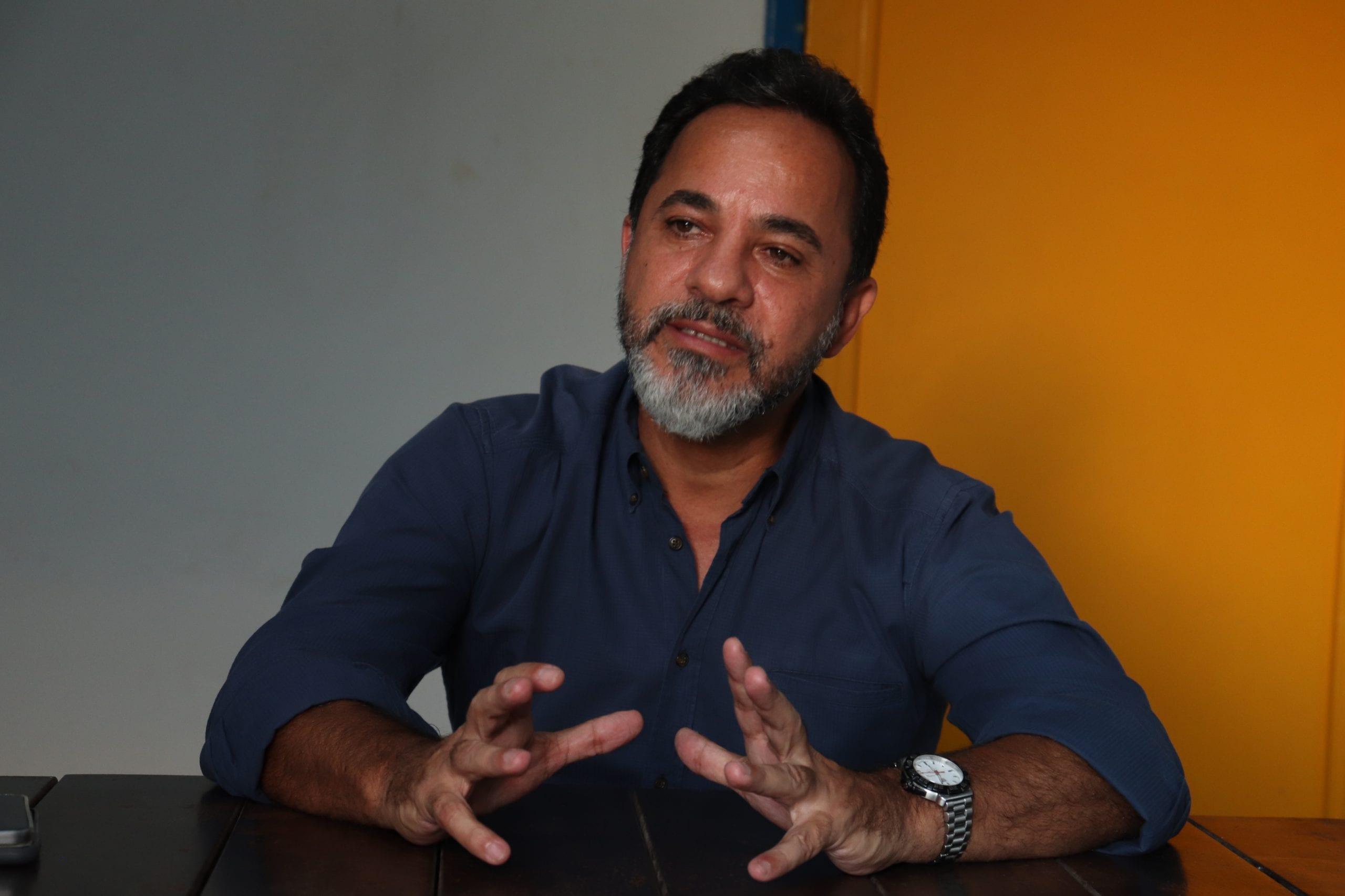 Marco Antônio Lage discute diversificação econômica com a Acita