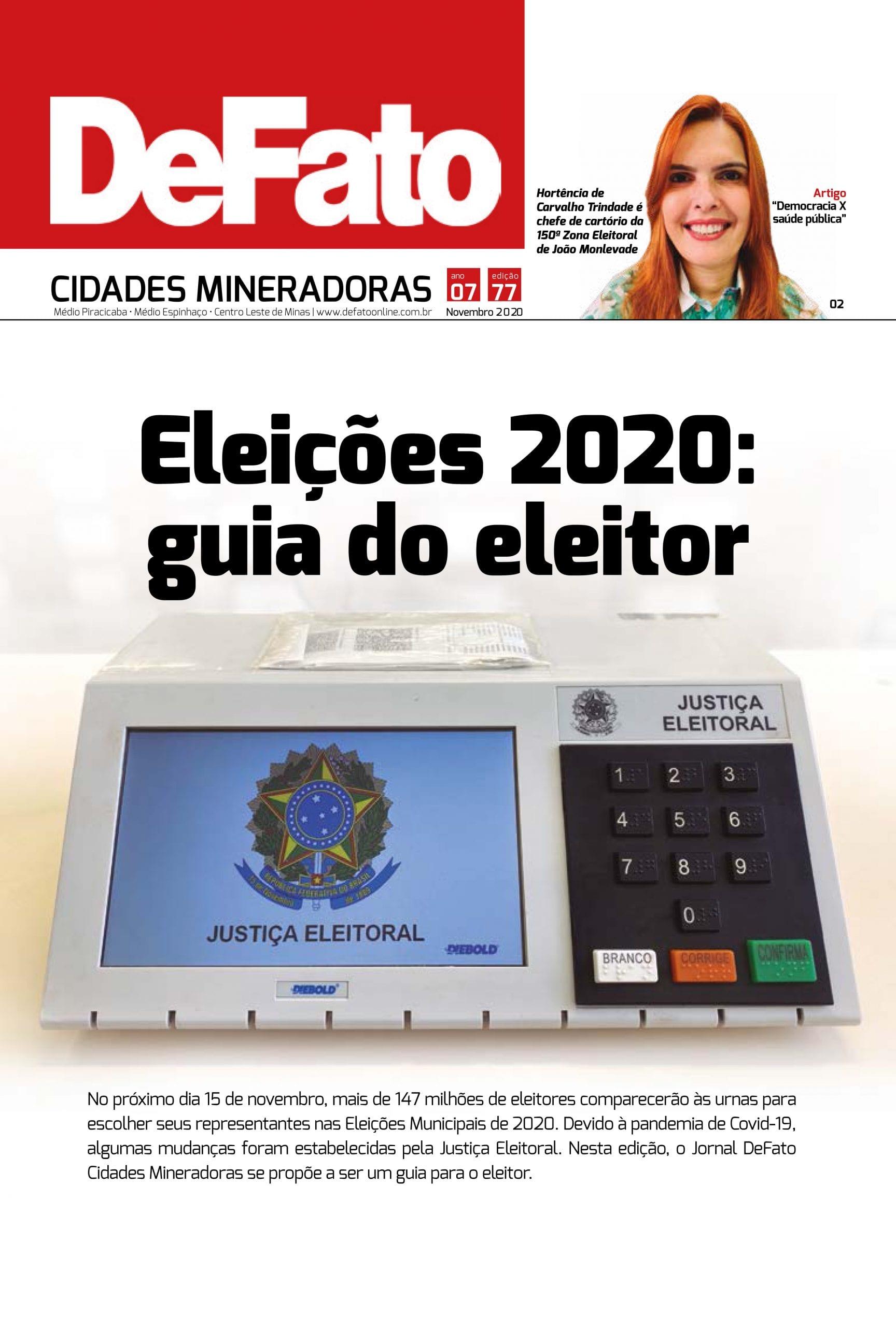 Jornal Cidades Mineradoras – 77