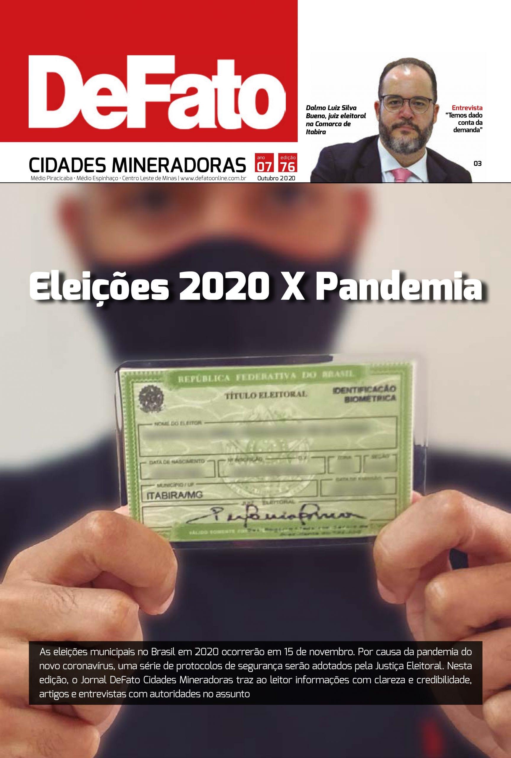 Jornal Cidades Mineradoras – 76
