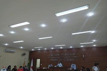 Com casos de Covid-19, Câmara de Barão de Cocais também suspende expediente