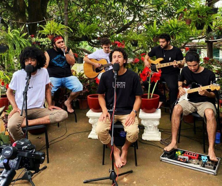 Com convidados, músico itabirano se prepara para lançar novo projeto