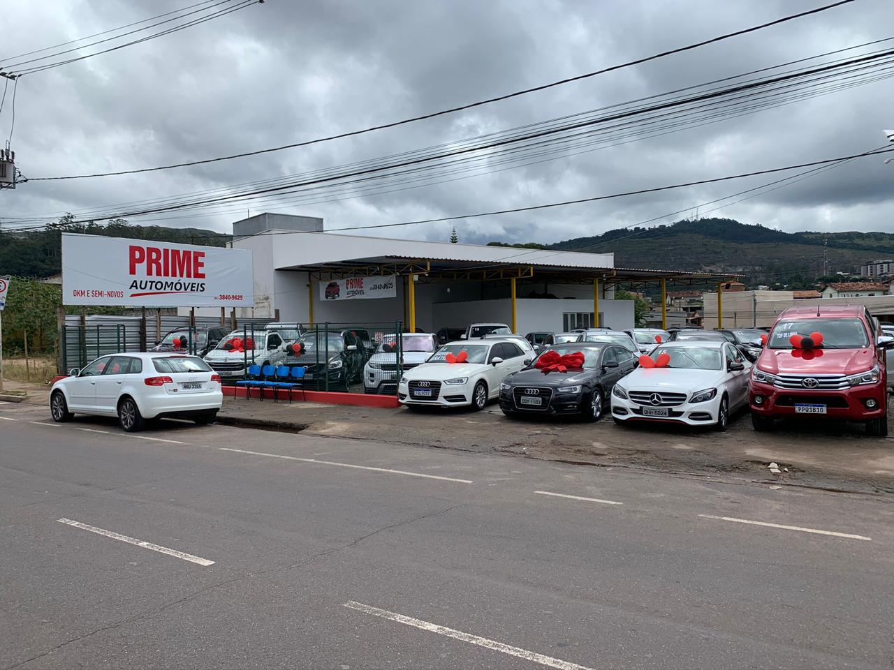 Prime Automóveis tem diversas opções de carros zero e seminovos; VEJA FOTOS