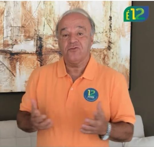 Candidato a prefeito em Monlevade testa positivo para o covid-19