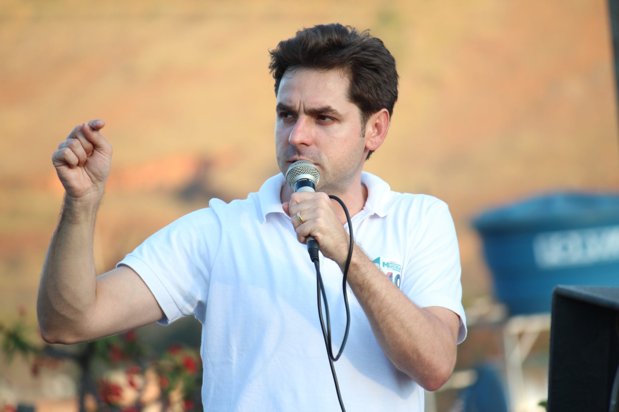 Bernardo Mucida trabalhará em conjunto com prefeitos da região