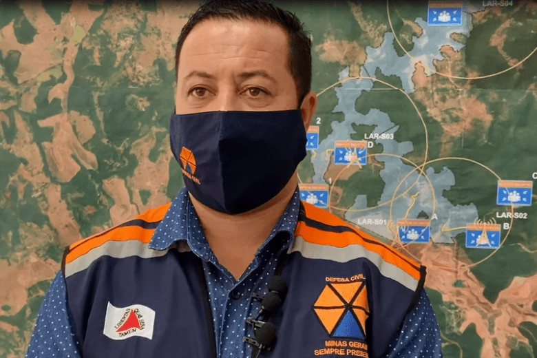 Defesa Civil Estadual comanda plano de ação para evacuação em Laranjeiras