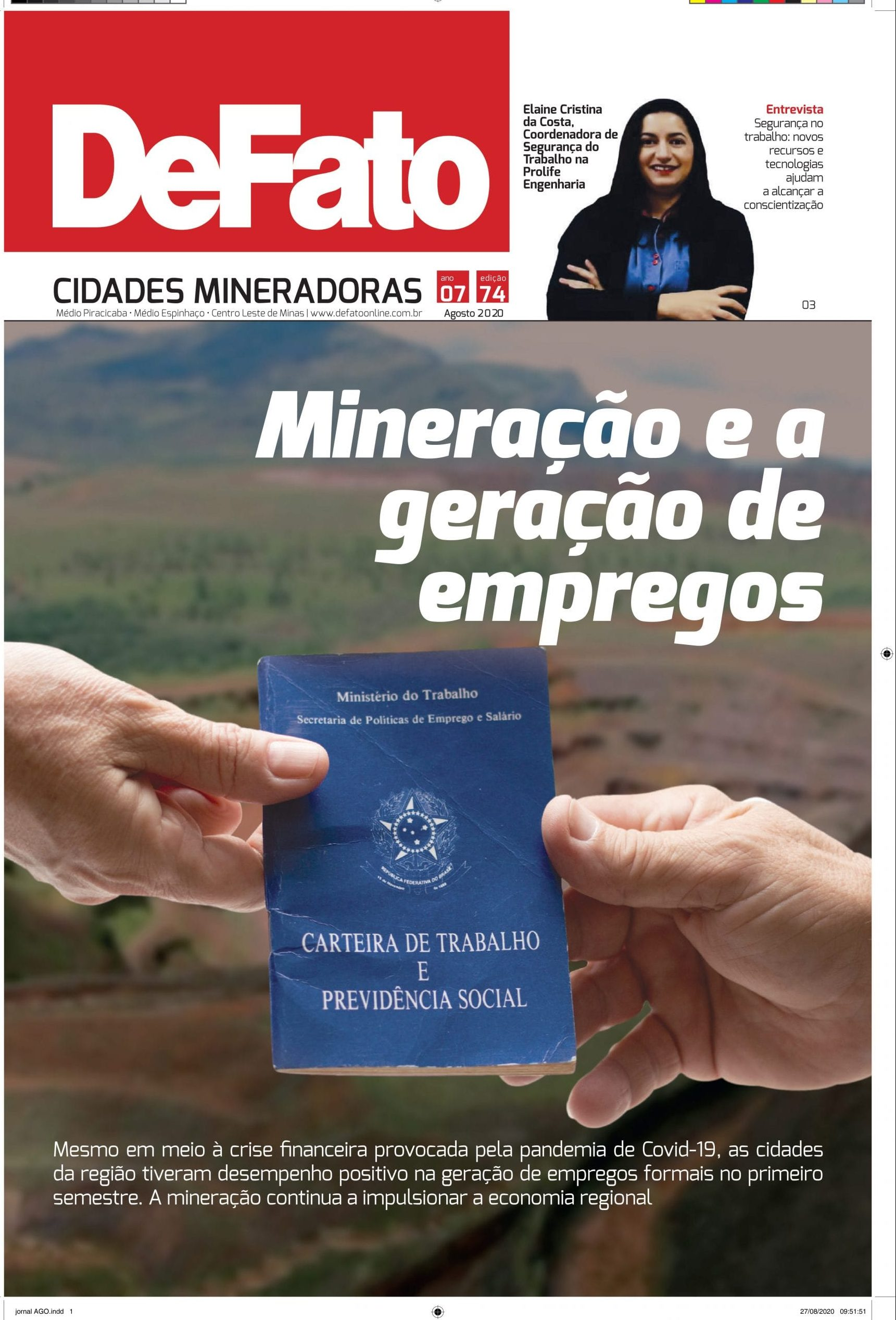 Jornal Cidades Mineradoras – 74