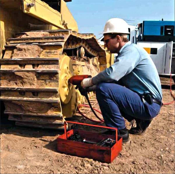 Oportunidade para mecânico de maquinas pesadas em Itabira