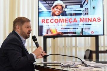 ALMG apresenta plano para recuperação econômica de Minas