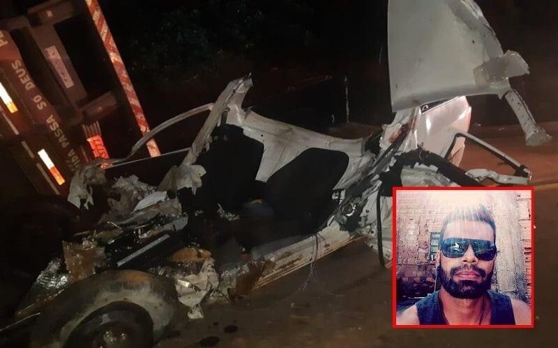 Itabirano morre em acidente na BR-262, nessa madrugada