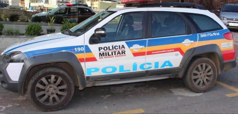 Homem rouba farmácia no Centro de Monlevade e acaba preso pela PM