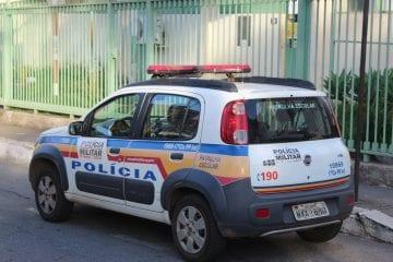 Homem tenta roubar posto de saúde em Monlevade e acaba preso pela PM
