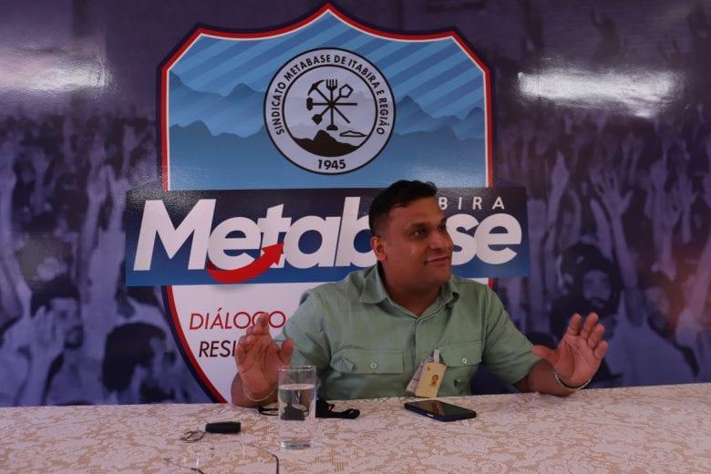 Metabase: André Viana anuncia candidatura ao Conselho da Vale