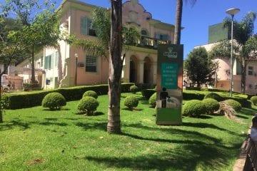 Covid: Hospital Margarida apresenta taxa de ocupação de 6% dos leitos da Enfermaria