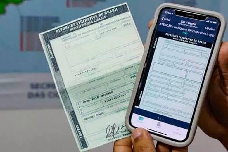 Polícia Civil implanta novos documentos digitais de veículos em Minas