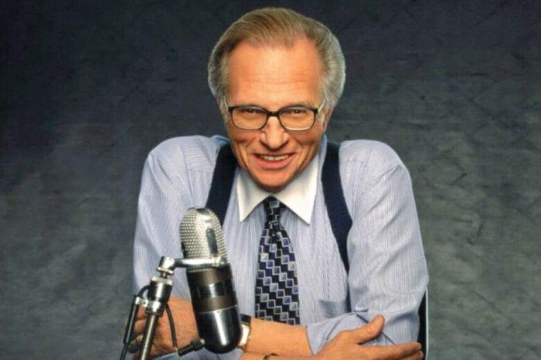 Símbolo do jornalismo dos Estados Unidos, Larry King morre aos 87 anos