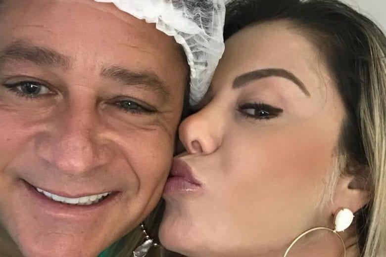 Poliana Rocha toma atitude drástica e assusta fãs após aposentadoria de Leonardo vir à tona
