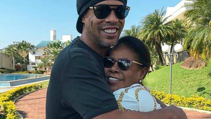 Mãe de Ronaldinho Gaúcho, Dona Miguelina morre de Covid-19