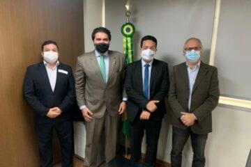 Monlevade: Executivo vai a Brasília em busca de recursos para saúde e educação