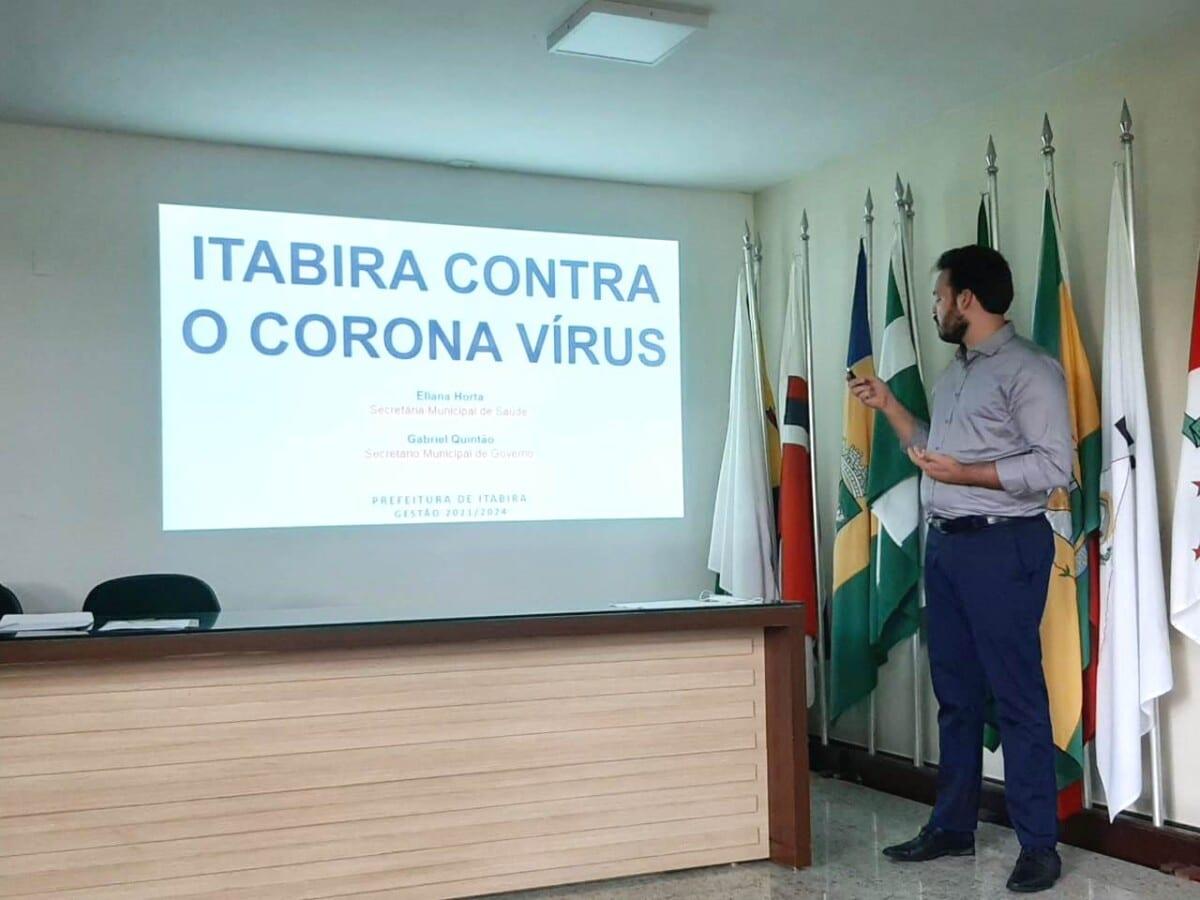 Itabira discute impactos regionais da pandemia no sistema de saúde