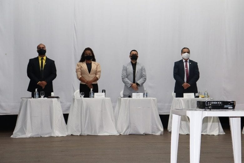 Santa Maria: Câmara de Itabira faz minuto de silêncio e aprova homenagem a bombeiros