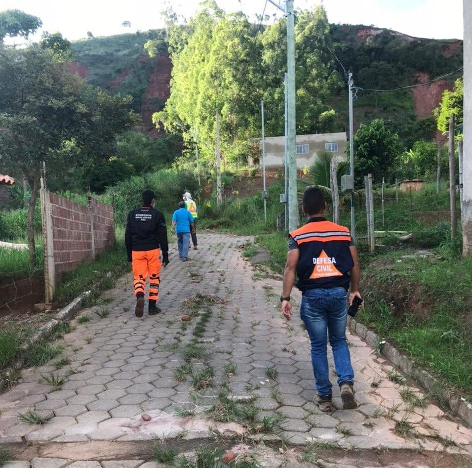 Em Santa Maria de Itabira, Defesa Civil atua nas comunidades quilombolas: Barro Preto e Cambraia