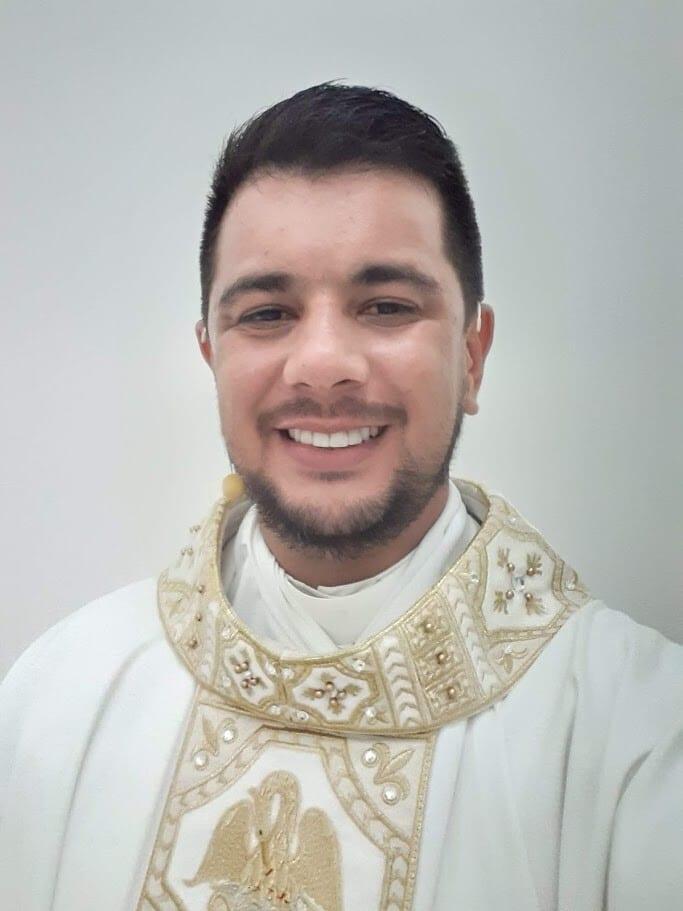 Padre Anderson Ferreira Teixeira