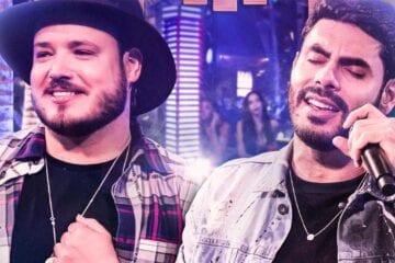 """Israel & Rodolffo lançam primeira parte do DVD """"Aqui e Agora"""""""